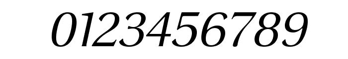 VenturisSansADFEx-Italic Font OTHER CHARS