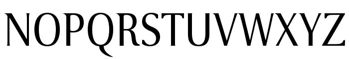 VenturisSansADFNo2-Regular Font UPPERCASE