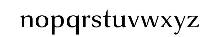 VenturisSansADFNo2-Regular Font LOWERCASE