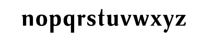 VenturisSansADFNo2Cd-Bold Font LOWERCASE