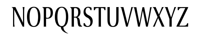 VenturisSansADFNo2Cd-Regular Font UPPERCASE