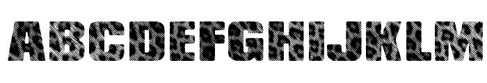 Venus Furs Font UPPERCASE