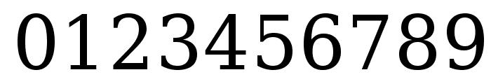 Verana-Regular Font OTHER CHARS