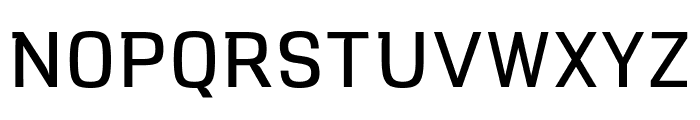 VersaBlock Book Font UPPERCASE