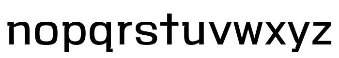 VersaBlock Book Font LOWERCASE
