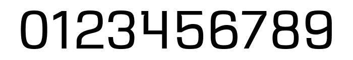 VersaBlock Light Font OTHER CHARS