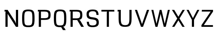 VersaBlock Light Font UPPERCASE