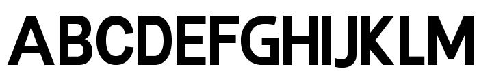 Vertexio Font UPPERCASE