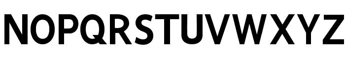 Vertexio Font LOWERCASE