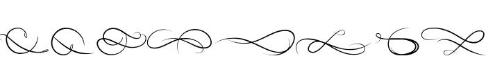 Vertige Font LOWERCASE