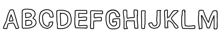 Verumai Font UPPERCASE