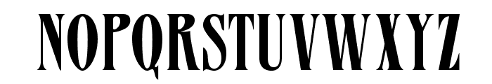 Verve Alternate Font LOWERCASE
