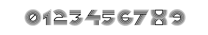 Veselka 4F Font OTHER CHARS