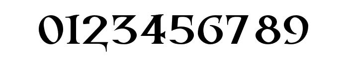 Vespasian2018 Regular Font OTHER CHARS