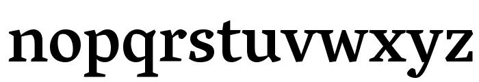 Vesper Devanagari Libre Medium Font LOWERCASE