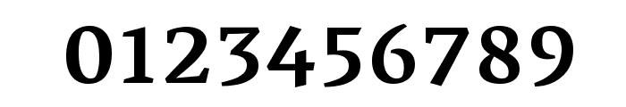 Vesper Libre Medium Font OTHER CHARS