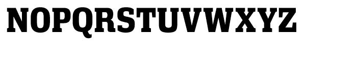 Vectipede Black Font UPPERCASE