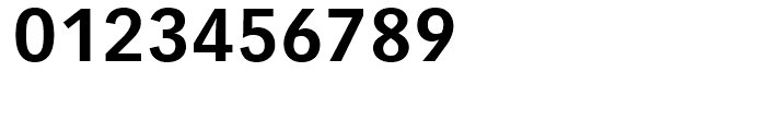 Vectora 75 Bold Font OTHER CHARS