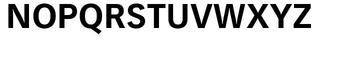Vectora 75 Bold Font UPPERCASE
