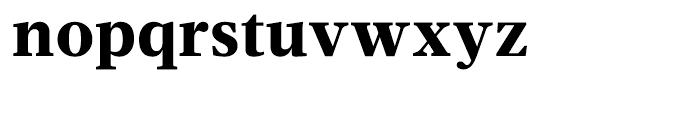 Velino Text Black Font LOWERCASE
