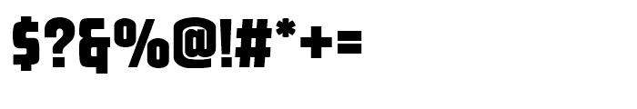 Venus Envy S factor Black Font OTHER CHARS