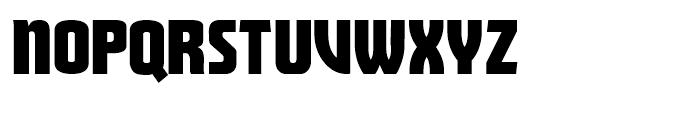Venus Envy S factor Black Font UPPERCASE