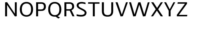 Veotec Regular Font UPPERCASE