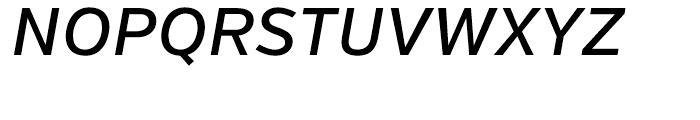 Verb Medium Italic Font UPPERCASE