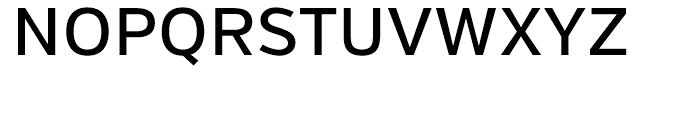 Verb Medium Font UPPERCASE