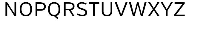 Verb Regular Font UPPERCASE