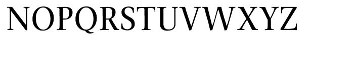 Veritas Roman Font UPPERCASE