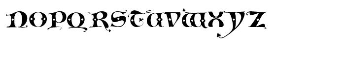 Versals Regular Font UPPERCASE