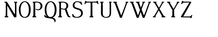 Vertrina Bold Font UPPERCASE