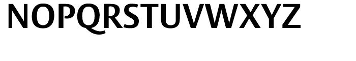 Vesta Bold Font UPPERCASE