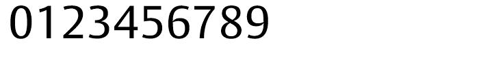 Vesta Regular Font OTHER CHARS