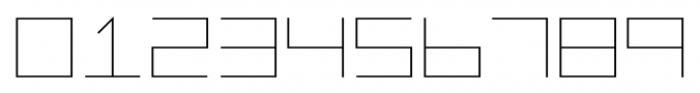 Vektori Regular Font OTHER CHARS