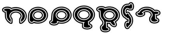 VELVETVELOUR Font UPPERCASE