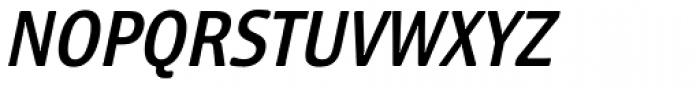 Vecta DT Italic Font UPPERCASE