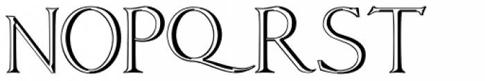 Vectis Monumental Font UPPERCASE