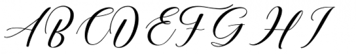 Vedacity Font UPPERCASE