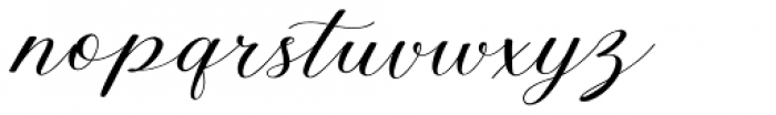 Vedacity Font LOWERCASE