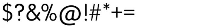 Vega SB Light Font OTHER CHARS
