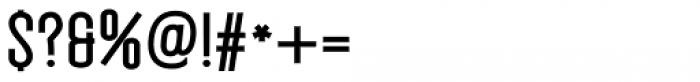 Vegas Nova Black Font OTHER CHARS