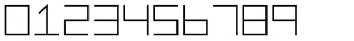 Vektori Narrow Bold Font OTHER CHARS