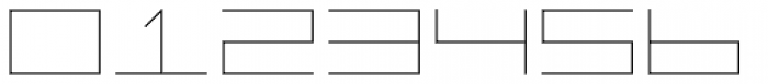 Vektori Wide Font OTHER CHARS