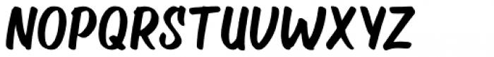 Velcro Rough Font UPPERCASE