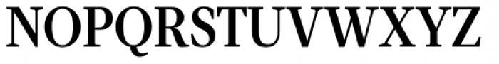 Velino Condensed Text Medium Font UPPERCASE