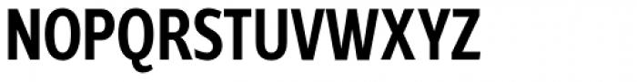 Velino Sans Condensed Medium Font UPPERCASE