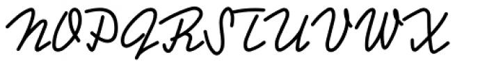 Veltro Pro Font UPPERCASE