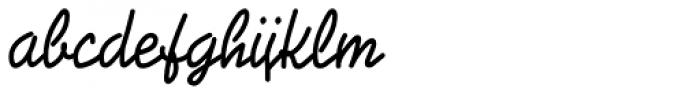 Veltro Pro Font LOWERCASE